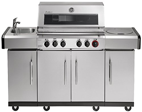 Enders Gasgrill Test Boston : Gasgrill enders boston k turbo aldi teil youtube
