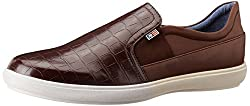 Arrow Mens Brown Loafers and Moccasins - 9 UK/India (43 EU)