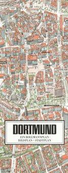 Stadtplan Dortmund in 3D von Bollmann