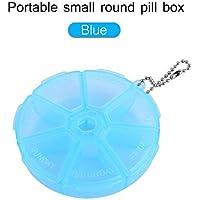 Tragbar 7Tage Weekly Pille Box Travel Medizin Box Spender Kapselhalter Drug Organizer Fall Pille Organizer preisvergleich bei billige-tabletten.eu