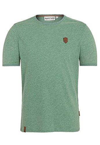 Italienischer Hengst T-Shirt leaf green Größe: XL Farbe: leaf-green