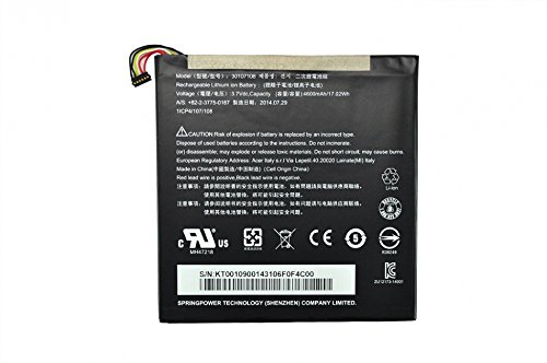 Acer Acer 30107108 Batterie originale pour pc portable