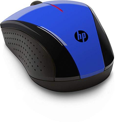abellose Maus (1.200 dpi, 3 Tasten, Scrollrad, USB dongle) blau / schwarz ()