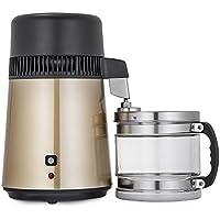 Cueffer 4L Destilador de Agua 220V 750W Purificador de Agua Filtro de Destilación de Agua Pura