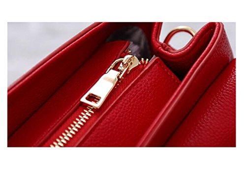 Sacchetto Di Spalla Delle Signore Borsa Signore Stile Zaino Delle Donne Shopping Moda Sacchetto Cosmetico Grey