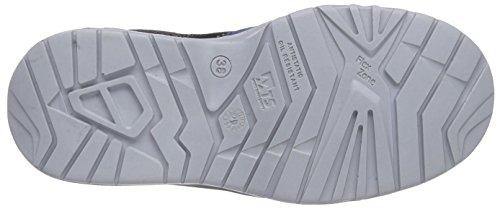 soft Flex grau Cesna adulte 45817 Sicherheitsschuhe sécurité Gris blau M Mixte Mts de S3 Chaussures schwarz EXqwA1nnOx