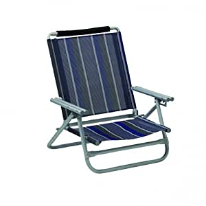 bel sol chaise de plage en aluminium cezanne terra chaise. Black Bedroom Furniture Sets. Home Design Ideas