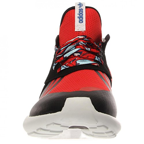 Adidas Originals tubulaire Runner Aciwas / amared / blslme Running Shoe 8 Us Red/Black/White