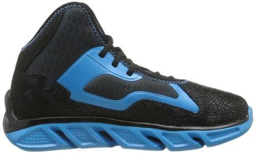 Under Armour Ua Spine Predator, Chaussures de sport homme Noir (Black/Capri)