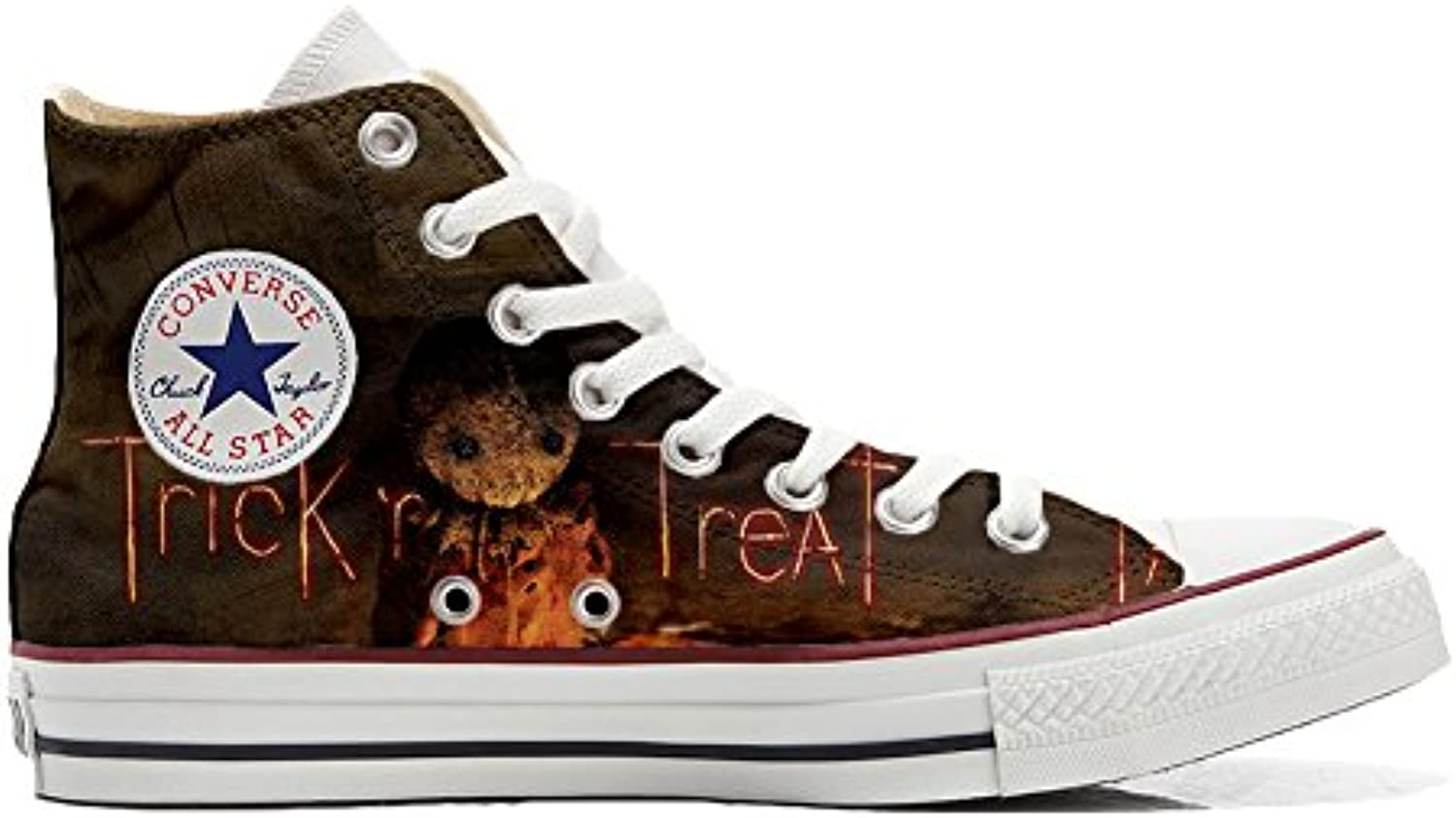 Converse All Star Zapatos Personalizados (Producto Handmade) Abstract -