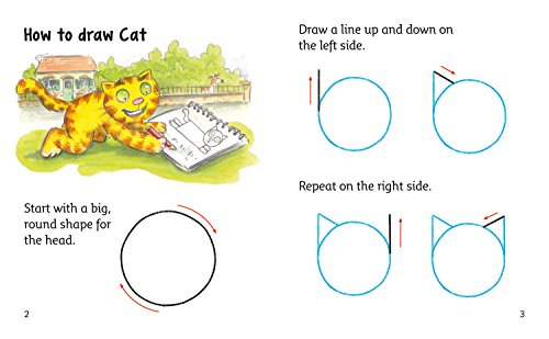 Collins Big Cat Phonics for Letters and Sounds - How to Draw Cat and Dog: Band 05/Green