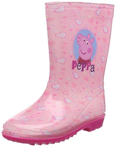 Peppa PigPp000700 - Botas chica , color Rosa, talla 26 EU