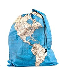 KIKKERLAND LB10 Lot de 4 sac de voyage Bleu