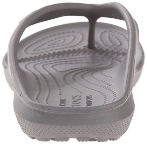 Crocs Classic, Unisex Adulto Separatore Dito Grigio (fumo)