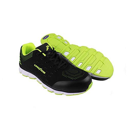 Imagen de Zapatillas de Seguridad Para Hombre Goodyear por menos de 60 euros.