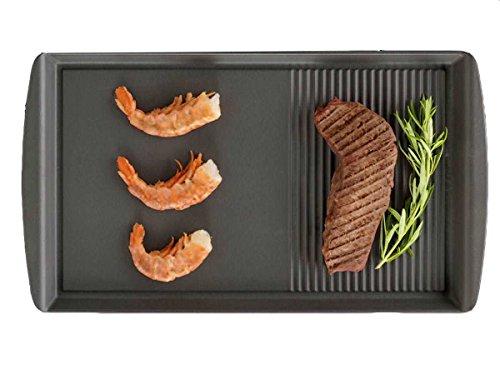 Oranier Grill-Platte 9209 11 Grillen Braten Induktion Zubehör Kochfelder -