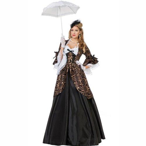 PARTY DISCOUNT NEU Damen-Kostüm Marquise Estella Gr. 38