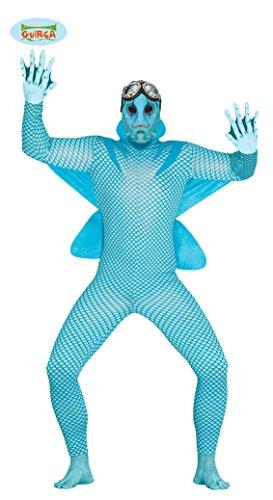 Imagen de disfraz de hombre pez