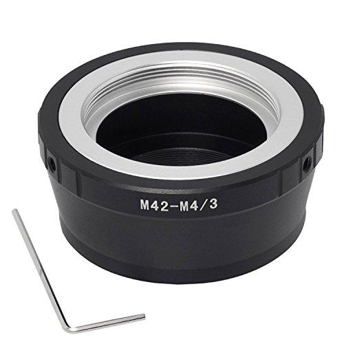Adattatore Obiettivo Lente Per M42 lente A Panasonic G1 G2 G3 GH1 GH2 M4/3 GF1 GF2 GF3 Micro 4/3 DC153