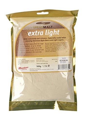 Muntons - Extracto Malta Deshidratado Polvo Extra