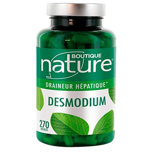 Boutique Nature - Complément Alimentaire - Desmodium - 270 Gélules Végétales - Bon...