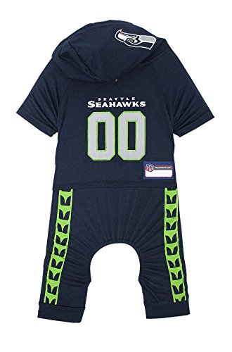NFL Seattle Seahawks Pet Einteiler, -