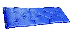 High Peak Matelas autogonflant Bleu 180 x 55 x 2,5 cm
