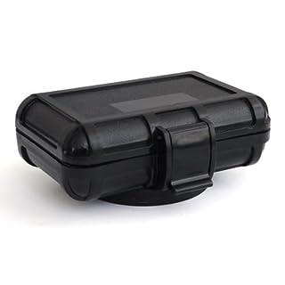 Incutex kleine wasserdichte Magnet-Box, geeignet für alle GPS Tracker Modelle (TK 102 v3, v6, TK202, TK201-2, Tk5000)