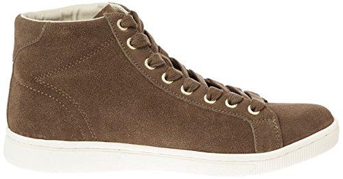 Superga 4531-Sueu, Sneaker, Unisex - Adulto BROWN LT ANTELOPE