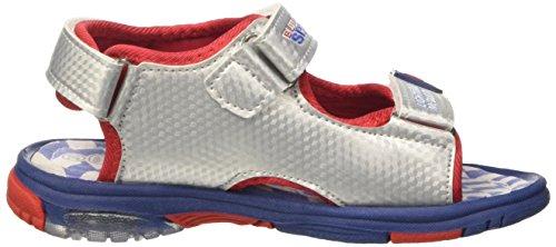 Disney S15515iaz, Chaussures à Bouts Ouverts Garçon Argento (122)