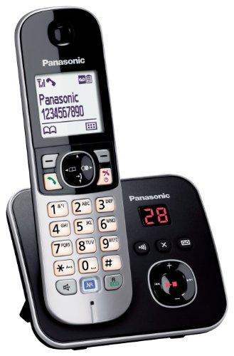 Panasonic KX-TG 6821 Cordless Telephone with Answer Machine