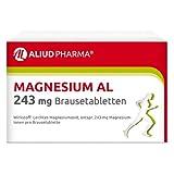 Magnesium Al 243 mg Brausetabletten 40 stk