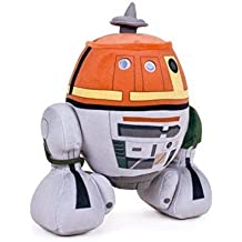 Famosa  - Peluches de personajes star wars rebels