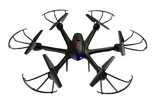 MJX X601 RC Quadcopter Drohne mit WIFI FPV Kamera 2,4 GHz 4 Kanal 6 Achsen Gyro 3D Flip Headless Modus Ein Schlüssel automatischer Rückkehr Hexacopter