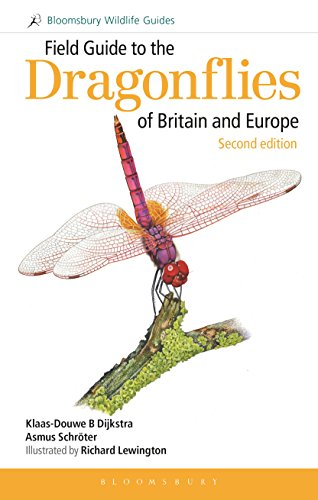 Field Guide to the Dragonflies of Britain and Europe: 2nd edition (Field Guides) (English Edition)