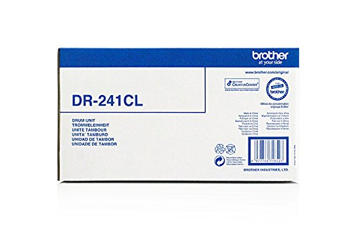 Original Brother DR-241CL Bildtrommel-Kit (ca. 15.000 Seiten) für DCP 9020, 9022; HL 3140, 3142, 3150, 3152, 3170, 3172; MFC 9130, 9140, 9142, 9330, 9332, 9340, 9342,NEU Original Brother DR-241CL Bildtrommel-Kit , Neutrale Verpackung/ Bulkverpackung für den Fachhandel. ORIGINAL BROTHER volle Garantie !!! NEW ORIGINAL BROTHER, full guarantee, neutral packing