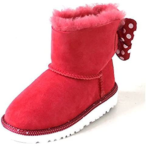 UGG T Sweetie Bow red