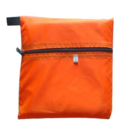 Picknick-Zelt für den Außenbereich, mit tragbarer Matratze, mehrfarbig Free Size orange