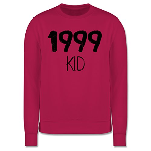 Geburtstag - 1999 KID - Herren Premium Pullover Fuchsia