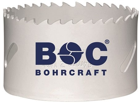 Bohrcraft M42 Bi-Metall Lochsägen HSS-E Co8, 86,0 mm im Karton, 1 Stück, 19010900086
