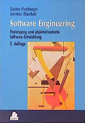 Software Engineering: Prototyping und objektorientierte Software-Entwicklung