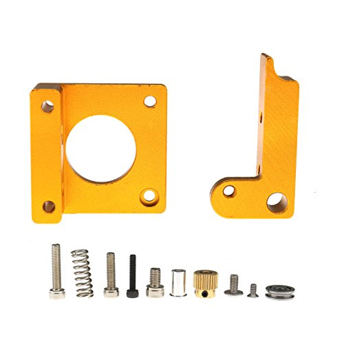 MK8 Extruder Rechts Alu Halterung 3D-Drucker Printer RepRap Feeder DIY Block Kit