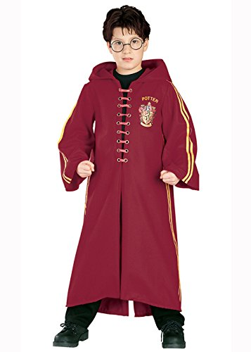 Kinder Deluxe Harry Potter Quidditch Kostüm Small 3-4 years