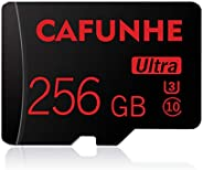 256GB Micro SD Card Class 10 Memory Cards for Camera, TF Memory Card for Phone Computer Game Console, Dash Cam