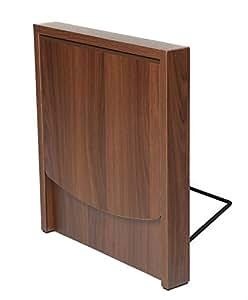 Tablette d 39 appoint escamotable pour fauteuil bout de for Tablette escamotable cuisine