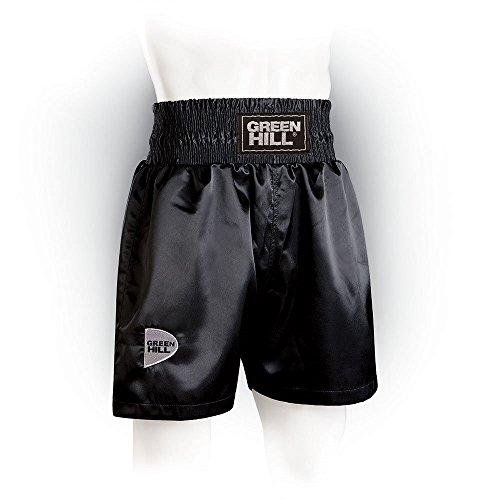 Green Hill Boxing Short Iron (Black X-Large)