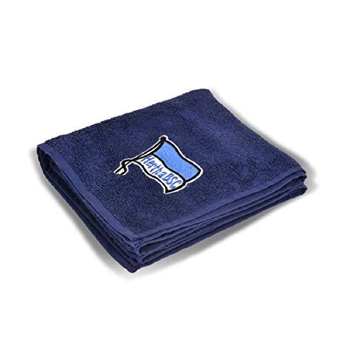 Hertha BSC Berlin Handtuch 2er Pack (one Size, blau)