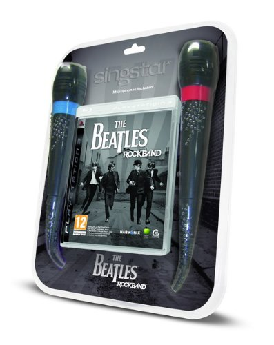 Price comparison product image The Beatles Rock Band - Microphone Bundle (PS3)