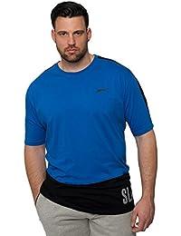 Slazenger Kingsize Lawton T-Shirt Blue