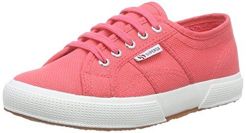 Superga 2750 Jcot Classic, Baskets Basses Mixte Enfant Rose - Pink (T33)